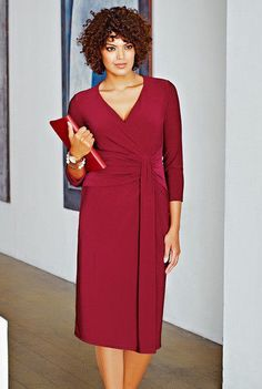 Long Tall Sally Women's Lace Back Summer Dress Size 12 Red NEW LTS Jersey 05E32 #LongTallSally #Model05F06discontinuedbyLTSSlinkyjerseywithdrapedwaistband #PartyCocktail