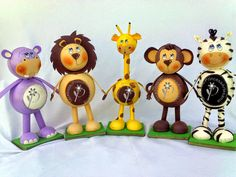 Princess Crafts: Jungle Animals - Customer Buenos Aires