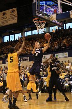 #ZipsGameday Photo Akron Zips Men's Basketball at Kent State Golden Flashes