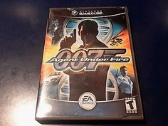 James Bond 007 in Agent Under Fire Player's Choice (Nintendo GameCube, 2003)CIB