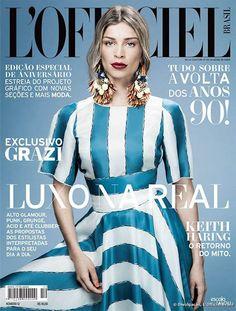 As capas de Julho nas revistas de moda nacionais