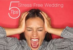 Yes, there IS such a thing as stress-free wedding planning!