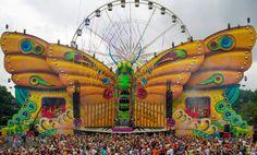 Tomorrowland Festival !