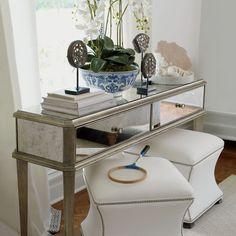 Vivica Sofa Table   Ethan Allen US