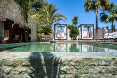 Ibiza swimming pool photography by Peter Baas