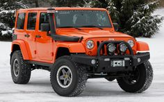 2012 Jeep Wrangler Rubicon Competes in Rallye Aicha des Gazelles | Modified Vehicles Blog & Discussions at Truck Trend Magazine