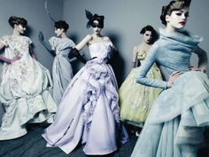 fabulous dresses.