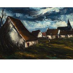 Artist Maurice De Vlaminck