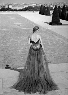 Модная сказка от Кристиана Диора. Блистательные наряды 50-х - Ярмарка Мастеров - ручная работа, handmade