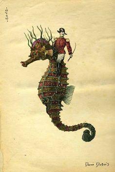 Illustration by Denis Dubois.