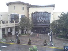 Thousand Oaks Mall. Lots of good shopping. More