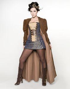 steampunk-girl:  Steampunk Girl  http://steampunk-girl.tumblr.com/