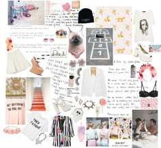 """""""Ugly Starts With You"""" by im-hopeless-but-hoping ❤ liked on Polyvore"""