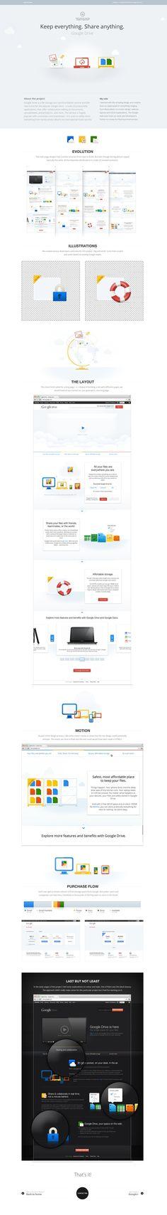 Google Drive - Case Study  by Haraldur Thorleifsson