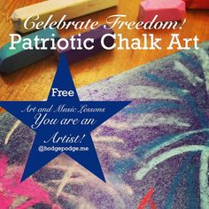 Free Patriotic Art and Music Lessons