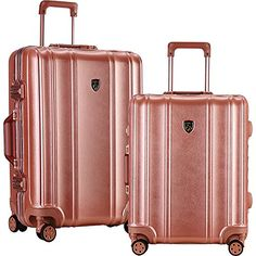 Luggage Sets Collections | Travelers Club Donna 2 Piece Hardside Spinner Luggage Set * Be sure to check out this awesome product. Note:It is Affiliate Link to Amazon. #likes4likes