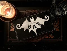 Gothic Baby, Baby Bats, Nursery Ideas, Nursery Decor, Room Ideas, Baby Time, Baby Halloween, Future Baby, Baby Room