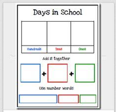 First Grade Found Me: Ten Pins Linky- Math