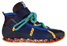 Bernhard Willhelm Camper Hiking Boots