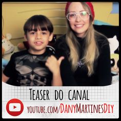 Teaser do Canal Dany Martines