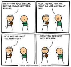 It's disturbing how funny I find Cyanide and Happiness sometimes....