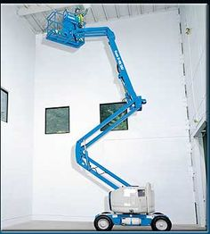 GENIE Z45 25 IC (NARROW) ARTICULATING BOOM ACCESS PLATFORM