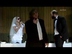 Hamlet  directed by Thomas Ostermeier