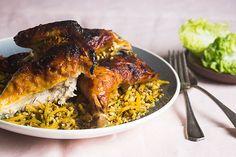 Butterflied hot sauce and honey chicken – Recipes – Bite