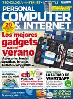 Personal computer & internet. Nº 152, junio 2015