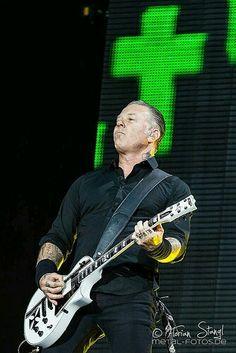 James Hetfield ~ Metallica