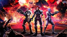 Ah yes, Reapers.. by axl99.deviantart.com on @deviantART