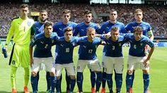 Resultado de imagen para seleccion italiana 2017