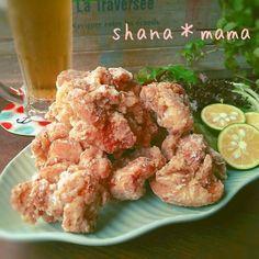 """たまには塩味のシンプルな味付けで♪ しっかり下味を揉み込むのが唯一のポイント♪ しっかりめの味付けなのでそのままで充分美味しいです♪レモンやスダチをぎゅっと絞って♪ ビールに合うクゥーッ!!""""(*>∀<)o(酒) Home Recipes, Asian Recipes, Cooking Recipes, Healthy Recipes, Ethnic Recipes, Healthy Food, Air Fryer Recipes, Japanese Food, Family Meals"""