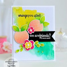 Playing with some fun products from #reverseconfetti #myjoyfulmoments #stamping #cardmaking #diecutting #watercolor