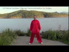 ▶ 18 Palms Luohan Qi Gong - Qigong & Tai Chi Brisbane & Gold Coast - YouTube