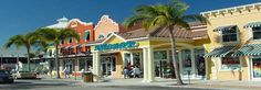 Shopping in Fort Myers Beach, Florida