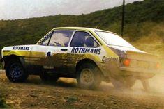 Bjorn Waldegaard - Hans Thorszelius 26th Acropolis Rally 1979 (Ford Escort RS Mk II)