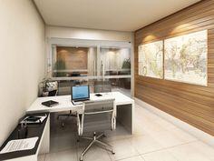 Decoração de home office