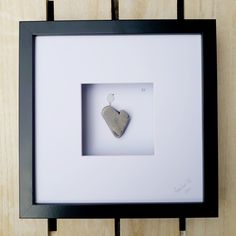 Mother's Day seaglass gift Best friends pebble Pebble picture about love Anniversary gift Wedding present Birthday present Love gift Anselmo Pebble Art Pebble Pictures, Stone Pictures, Art Pictures, Sea Glass Crafts, Sea Glass Art, Heart Shaped Rocks, I Love You Pictures, Valentines Day Presents, Rock Crafts