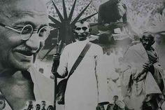 Sei du selbst die Veränderung, die du dir wünschst für diese Welt. ~ Mahatma Gandhi #CoachForYou