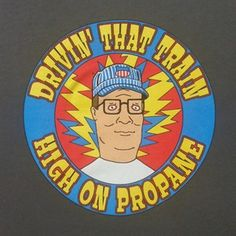 Image of NEW Hank Hill / High On Propane Casey Jones tee shirt - Grateful Dead / Jerry Garcia inspired Grateful Dead Quotes, Grateful Dead Bears, Dead Images, Casey Jones, King Of The Hill, Guitar Pics, Hippie Life, Graphic Quotes, Concert Posters