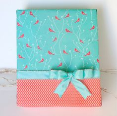 Julie Ann Art: Gift Wrapping Ideas