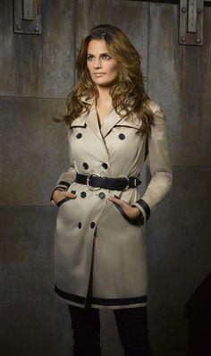 Beckett trop de classe en elle !