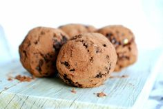 Chokladcashewbollar - Baka Sockerfritt