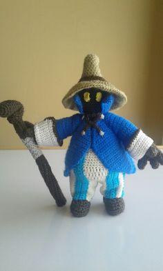 Vivi personaje del juego Final Fantasy