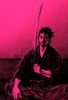 Takehiko Inoue - Vagabond <3