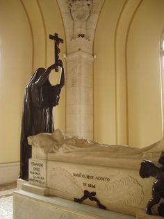 Mausoleo de Eduardo Dato de Mariano Benlliure