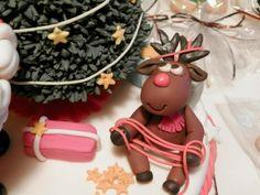 Christmas Dummy Cake