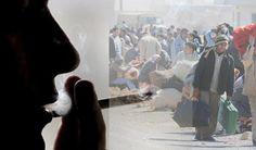 Οι πρόσφυγες ενισχύουν την ευρωπαϊκή καπνοβιομηχανία..!