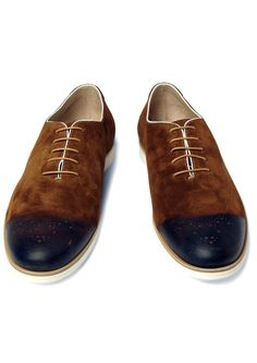 Oxfords by Mr. Hare